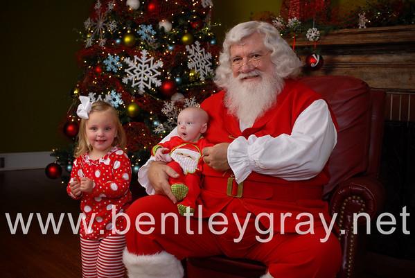 Bush Santa Portraits