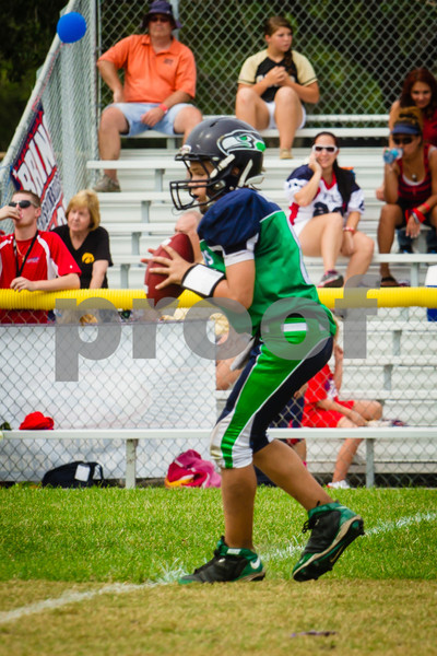 2013 TBYFL Seahawks vs Bills _ Midgets