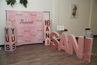 Yusani Sweet 16