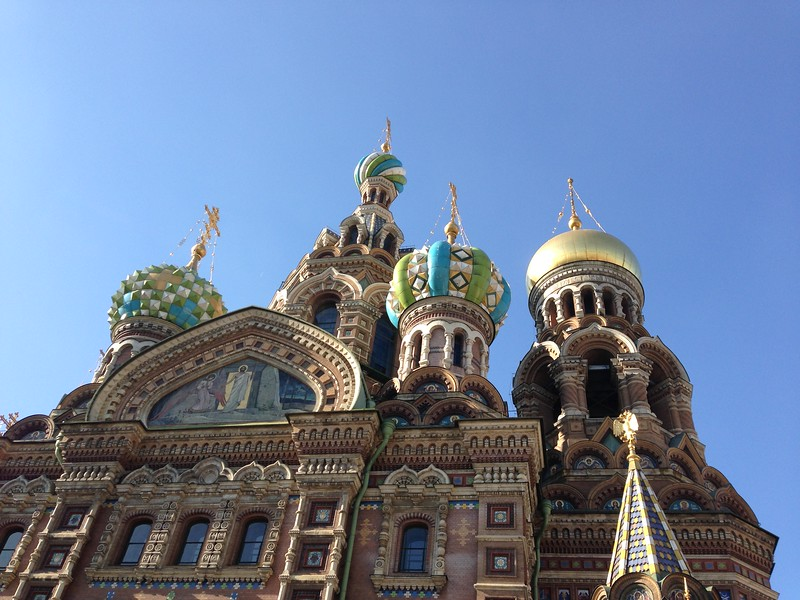 csw3 Church of the Spilled Blood, St. Petersburg