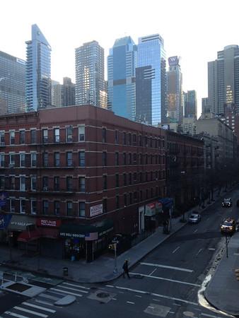 New York April 2013