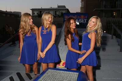Red Bull Girls -