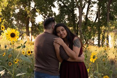 The Engagement of Pamela & Dan
