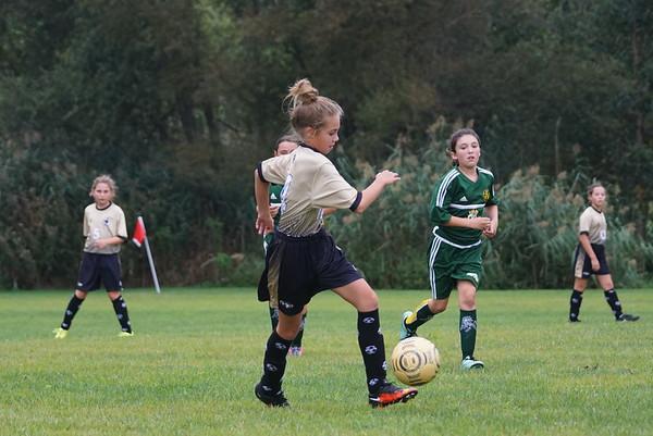 HFS CYO Fall Soccer 2016 U12 9-17-16