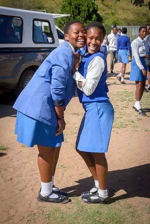 Bagibile High School Career Day
