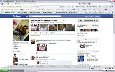 How To Add/Find A Family Members Facbook Name In The Family Tree