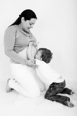 Zwangerschapfotografie Nederhorst den Berg