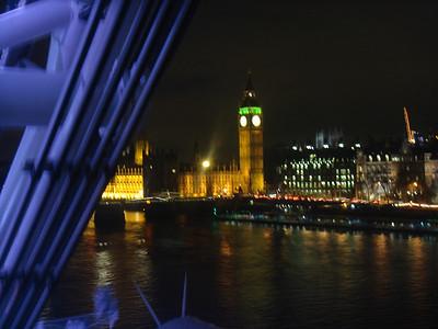 London Eye - London (United Kingdom) January 2008