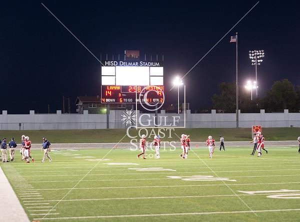 2013-09-12 Football Varsity West Brook v Lamar @ Delmar