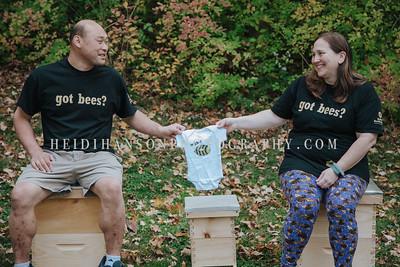 Newman Pregnancy Announcement