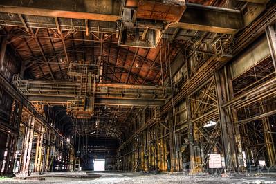 Green River Steel Mill