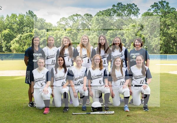 2017 EHS Softball