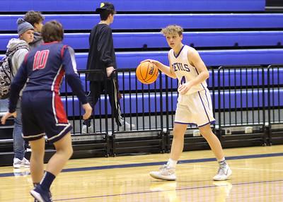 2021 JV Basketball vs. Haralson Co - Photographer - Kelsey Hightower