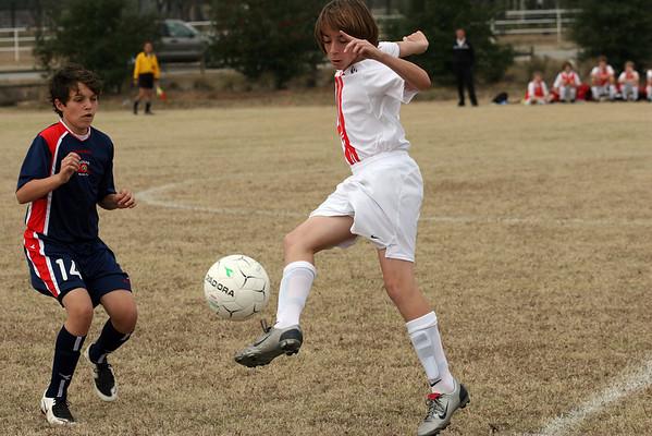 Lonestar Soccer 2.3.2008 Bret's photos