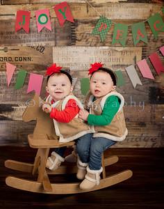 Place Twins Christmas & birthday 2013