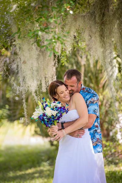 Deborah and Justin Wedding May 2021