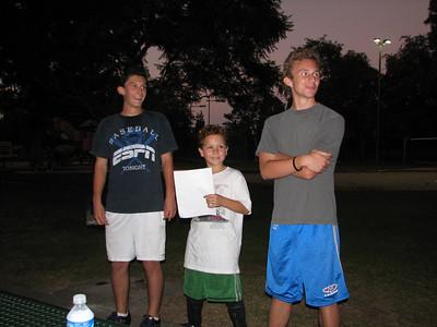 Owen's Soccer team - Fall 2010