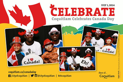 City of Coquitlam - Canada Day 2014