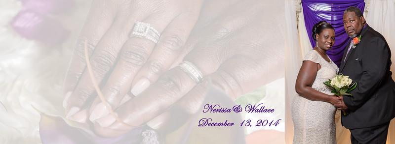 Nerissa & Wallace Wedding Album 2
