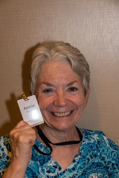 Annie Hartley