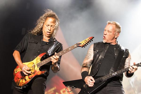 Metallica 06.09.2017