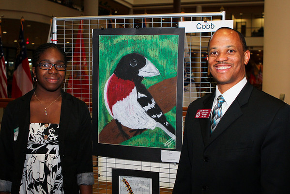 Capitol Art Exhibit Reception - Feb. 13
