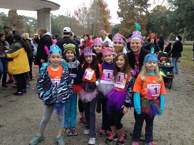2013-12-08 Girls on the Run 5K Race