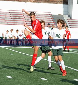8/21 soccer boys salem ursline