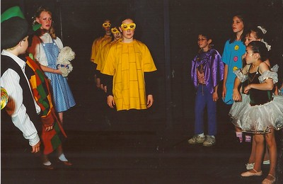Spring 2002 - The Wizard of Oz