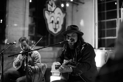 Mike Doussan w/Rurik Nunan 11.8.19 - Slowboat Brewery - Laurel, MS
