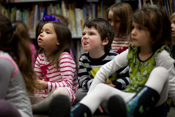 Preschool - Library