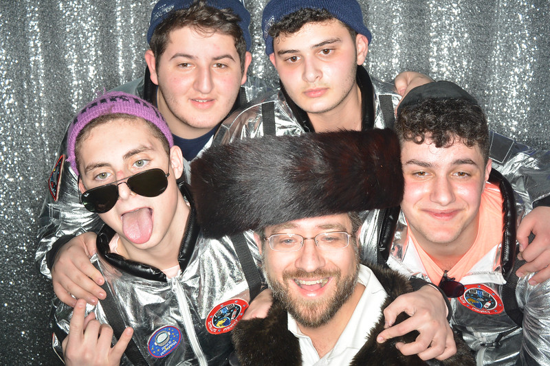 Chil out, it's Purim