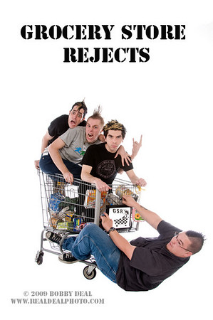 Grocery Store Rejects