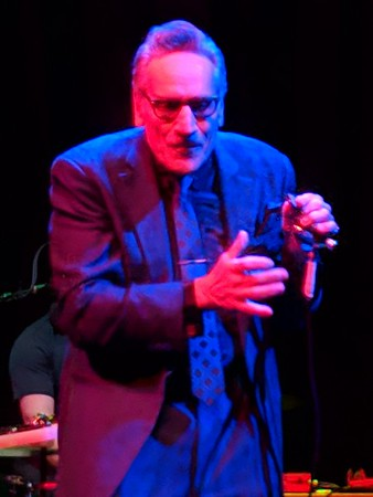 Rick Estrin and the Nightcats at the Sofia