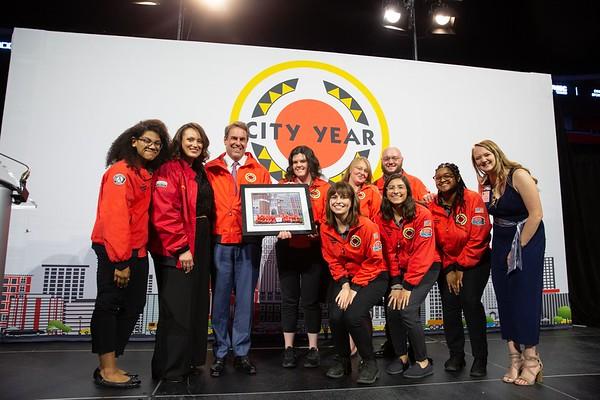 Red Jacket Gala 2019 - City Year Detroit