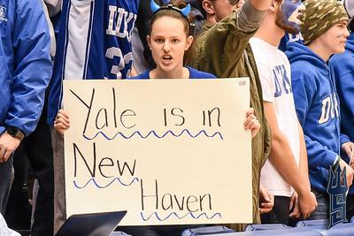 Duke vs. Yale - 12/8/18