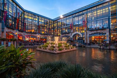 San Antonio River Walk-Downtown