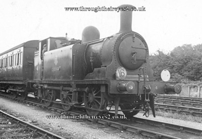 Manning Wardle 0-6-0ST , N.L.R. 0-4-4T,  Stroudley Terriers & E1 Class Isle Of Wight Locomotives Pre 1968 S.R & B.R era