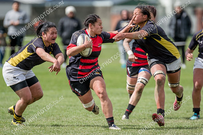 2015 09 26 Wellington Pride v Canterbury Women