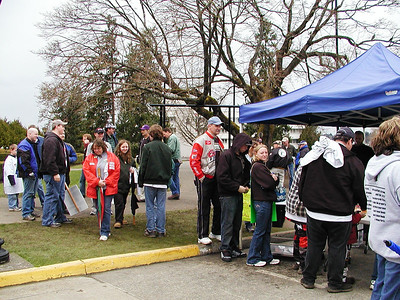 Olympia Rally March 9
