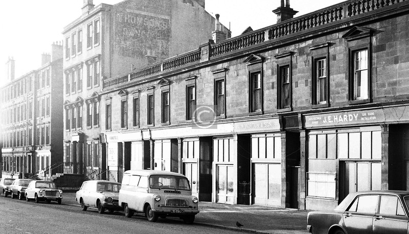 Cumberland St.    May 1974