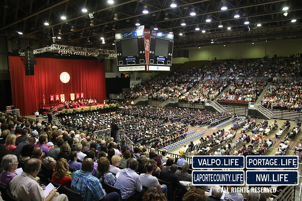 Indiana University Northwest Graduation 2016