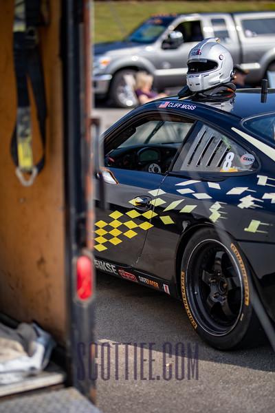 911 Black #8