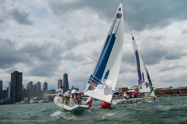 Chicago Match Cup Race