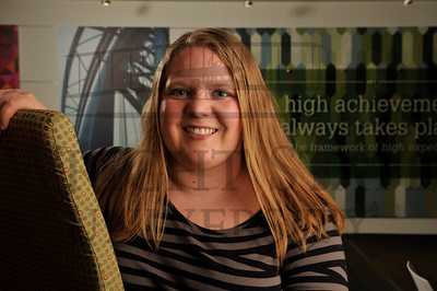 9887 CECS Student Profile: Katie Timmerman 10-8-12