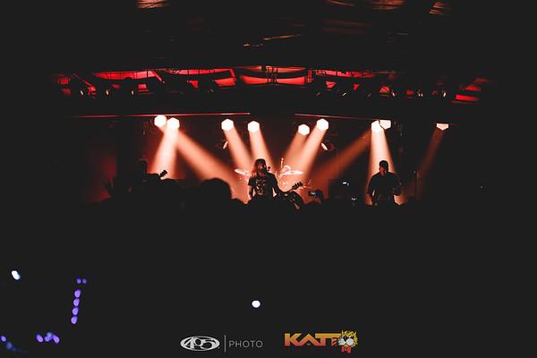 Mastodon - Russian Circles - Diamond Ballroom 2017