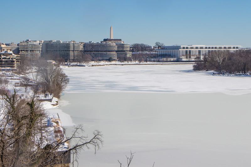 Jan. 24th - Potomac River