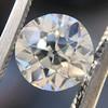 2.15ct Old European Cut Diamond, GIA K SI1 2