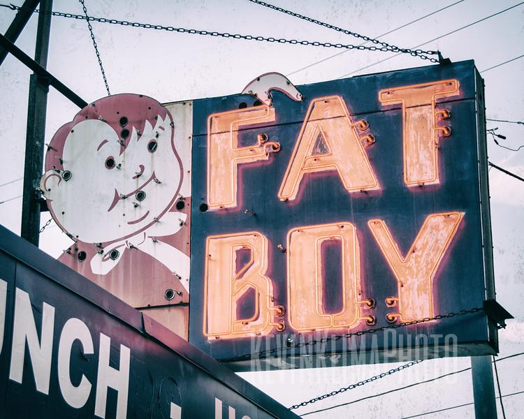 Fat Boy Burgers