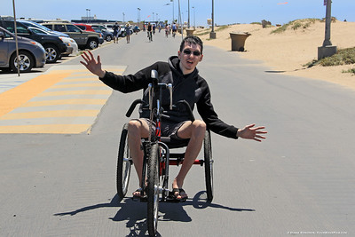 RAMP It Up Handcycling